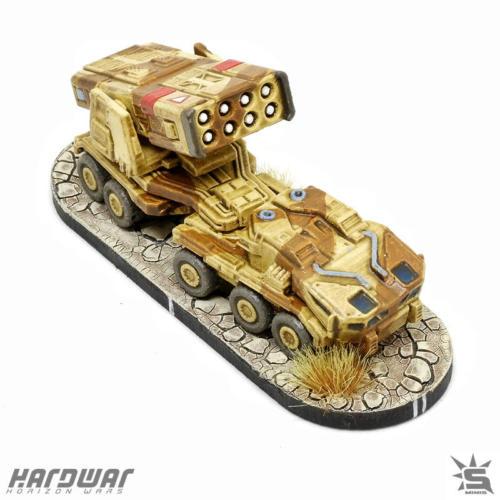 Kui Missiles Carrier