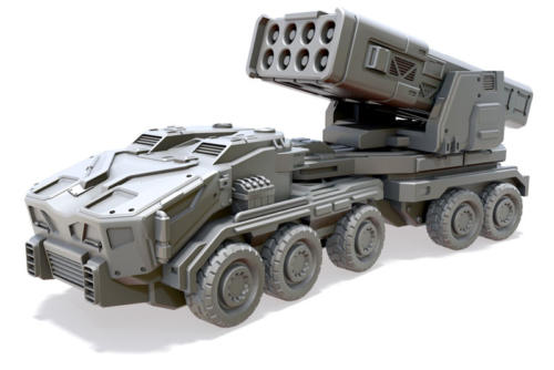 Kuǐ Missiles Carrier